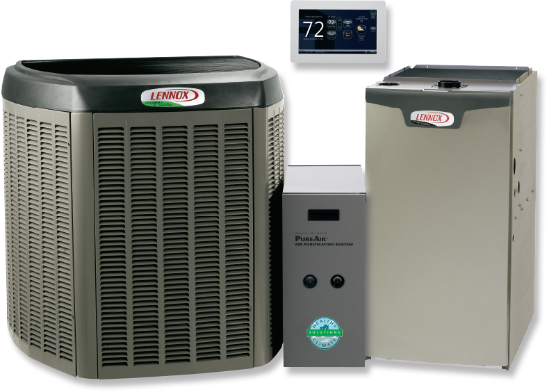 Lennox air conditioning contractors