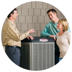 trained air conditioning technicians
