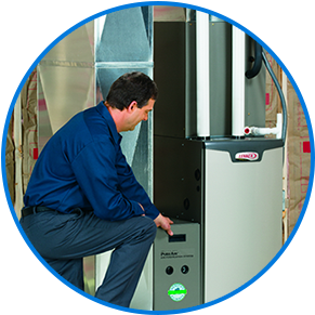 furnace heater repair or installation santa clarita